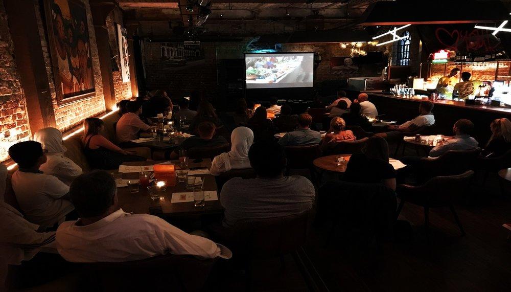 Chef (2014)    Venue:  Gabeta - Camden    Menu
