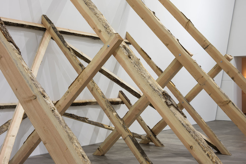 David Lamelas. Installation view, Sprüth Magers Berlin, 2016