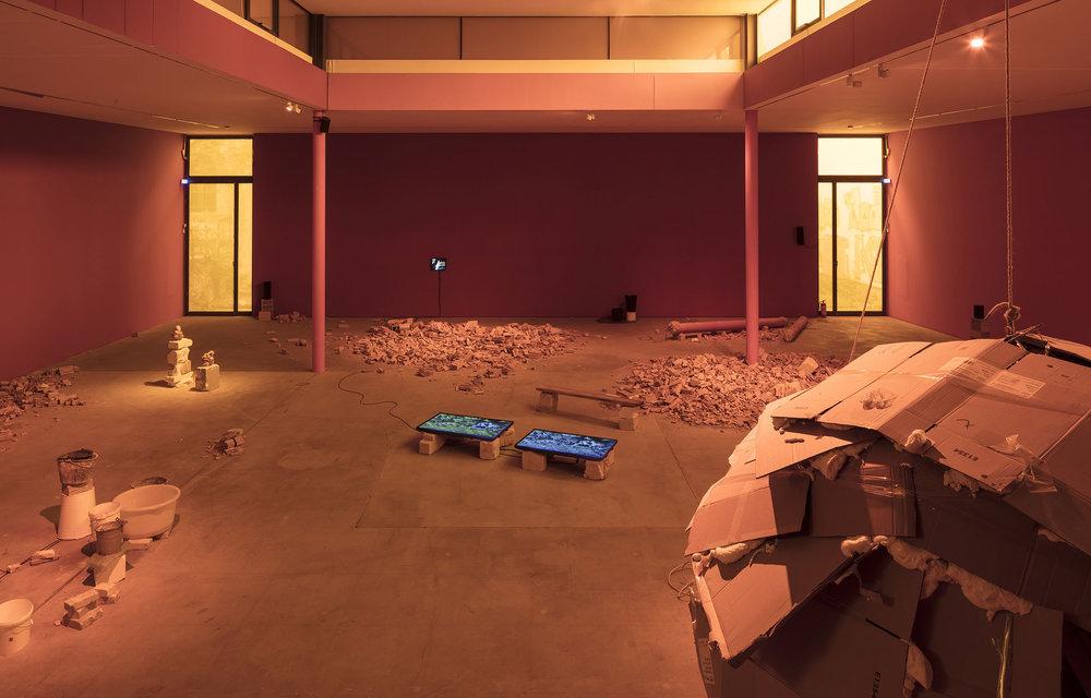 Dineo Seshee. Bopape, Berlin Biennale 10, 2018