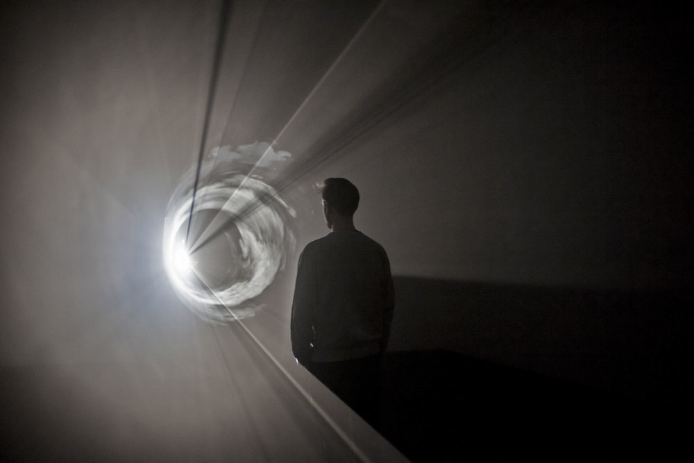 Anthony McCall. 1970s Solid Light Works, Sprüth Magers Berlin, 2013