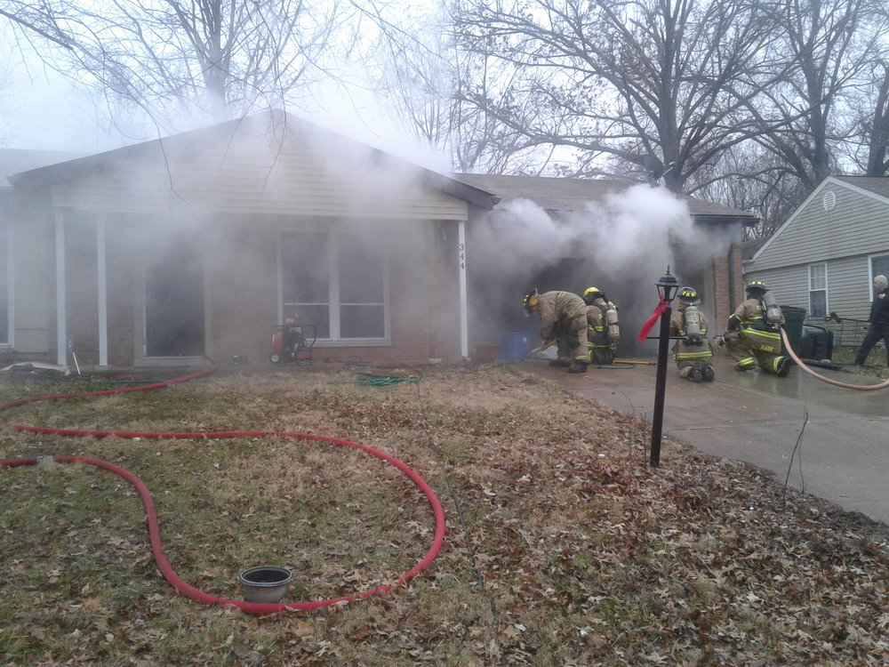 Structure Fire 01/07/19