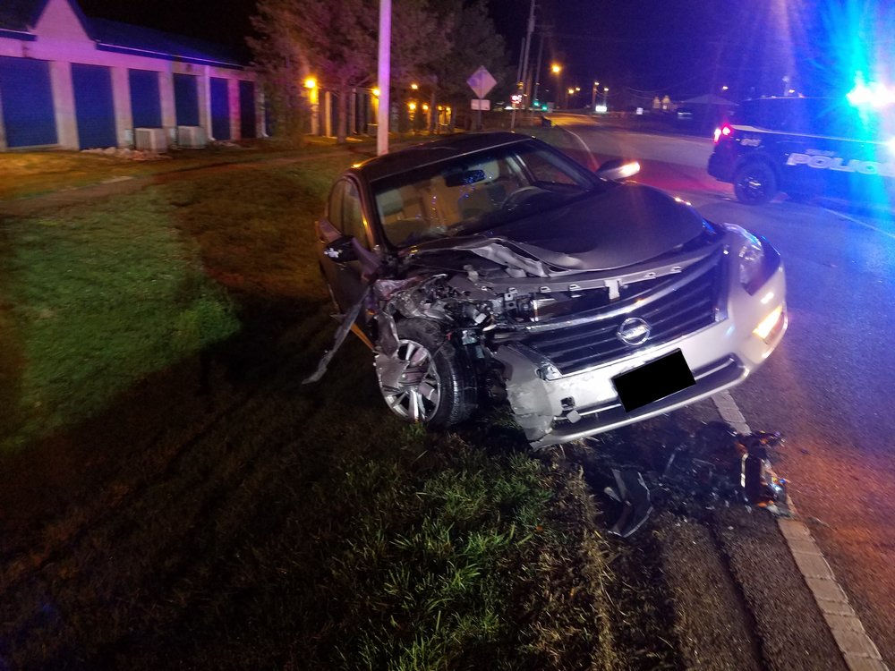 On 04/06/2019, East Side responded for a vehicle accident with injuries and entrapment. One occupant was extricated from vehicle and placed in the care of EMS.