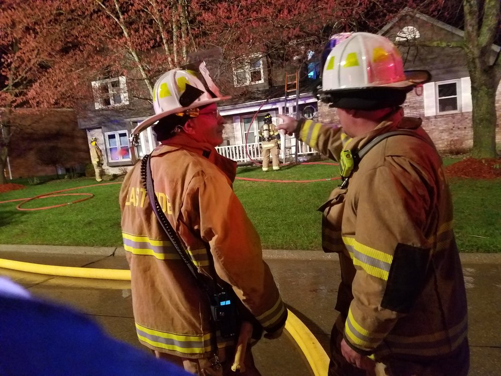 On 04/08/19, East Side Fire responded mutual aid to Swansea Fire Department for a residential structure fire. Firefighters assisted with fire suppression and overhaul. A quick knock down by the initial crews resulted in limited fire and smoke damage to the living space of the residence.