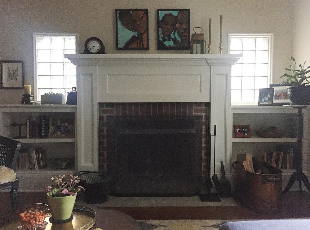 Susan's Living Room: After