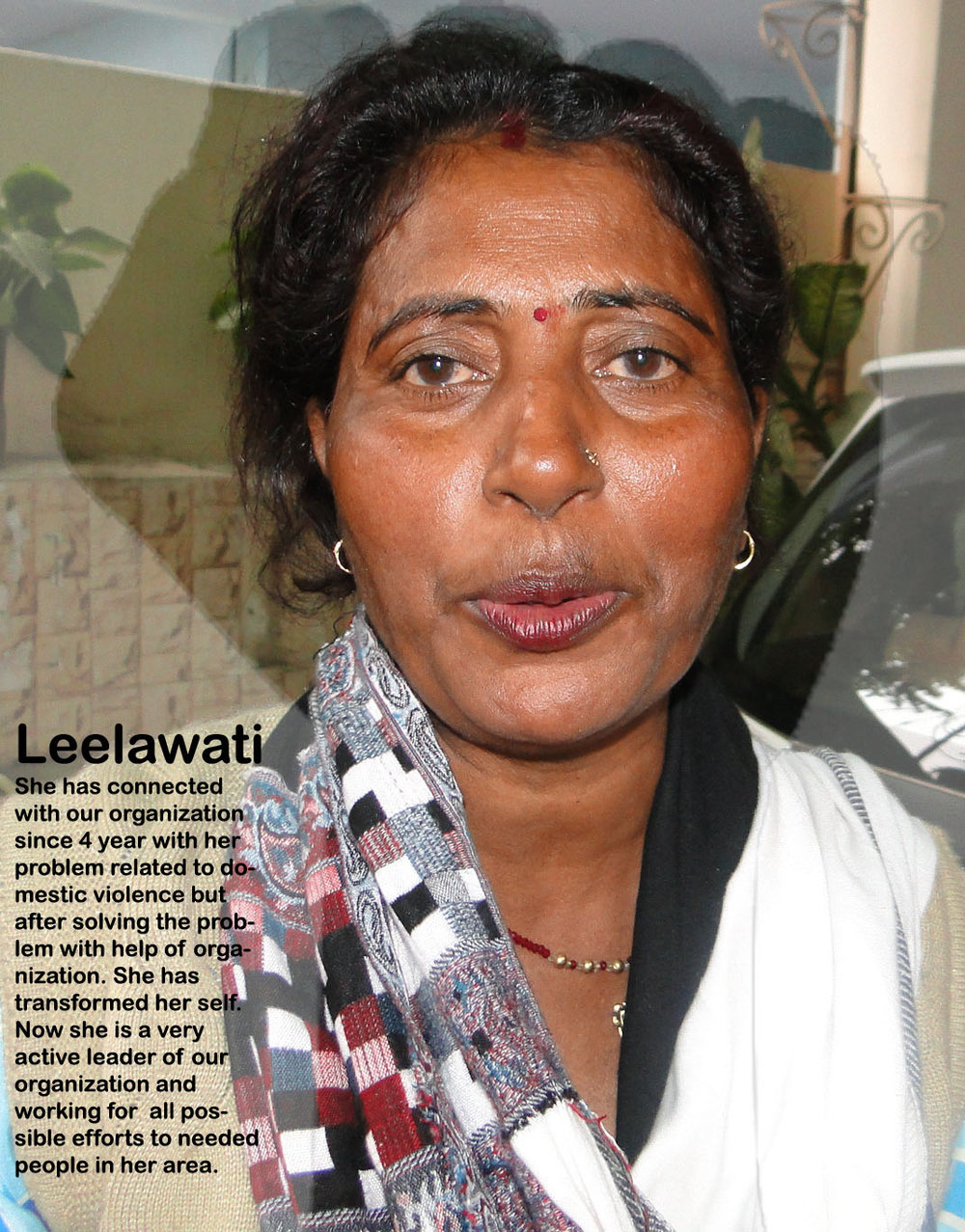lilawati  dalit leader.jpg