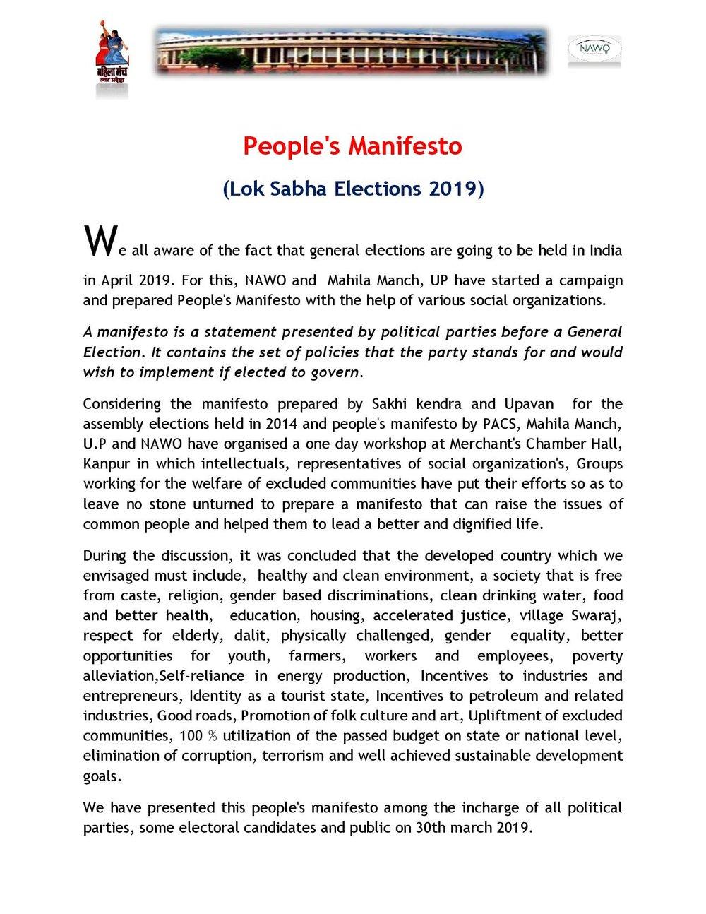 People Manifesto 2019 Mahila manch & NAWO) english-page-001.jpg