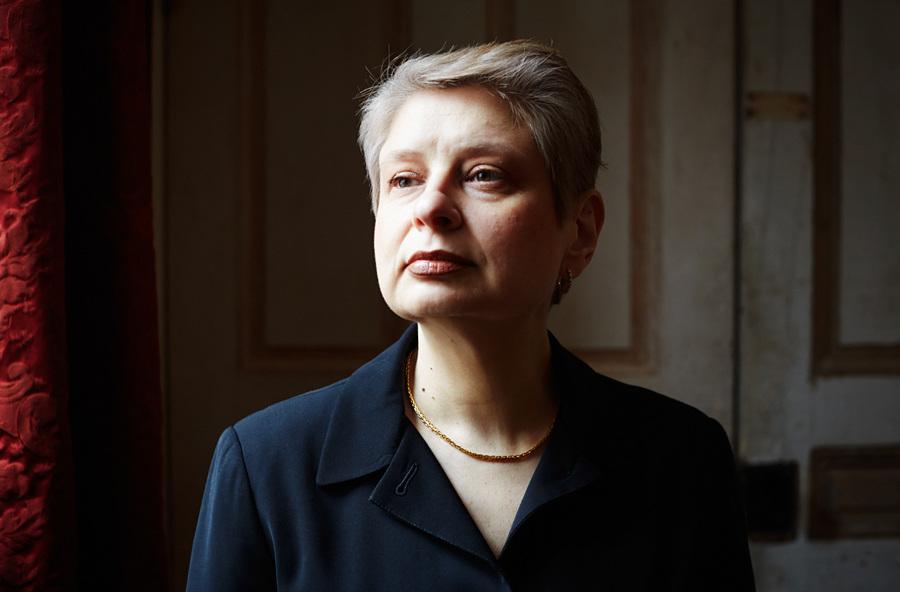 Nina Khrushcheva for Macleans