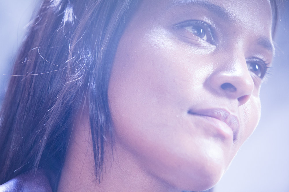 Liya Kebede for i-D / Vice