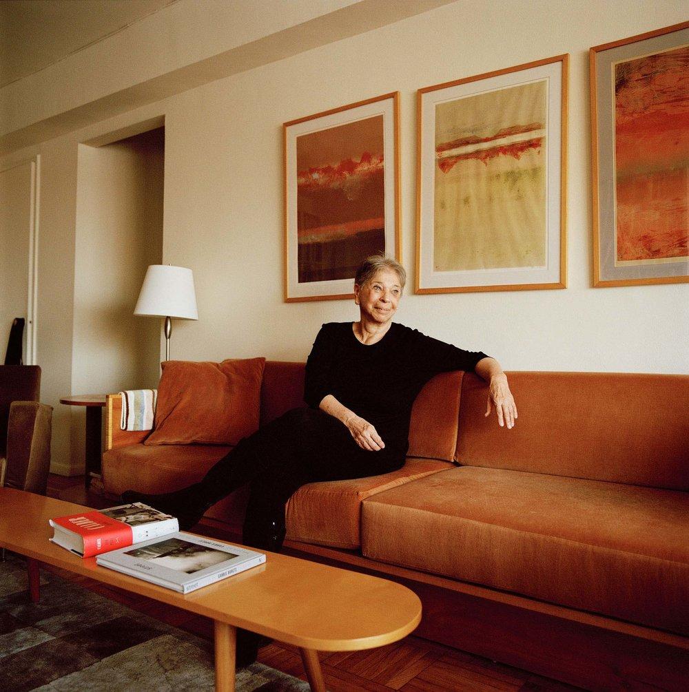 Vivian Gornick / Vinduet Magazine
