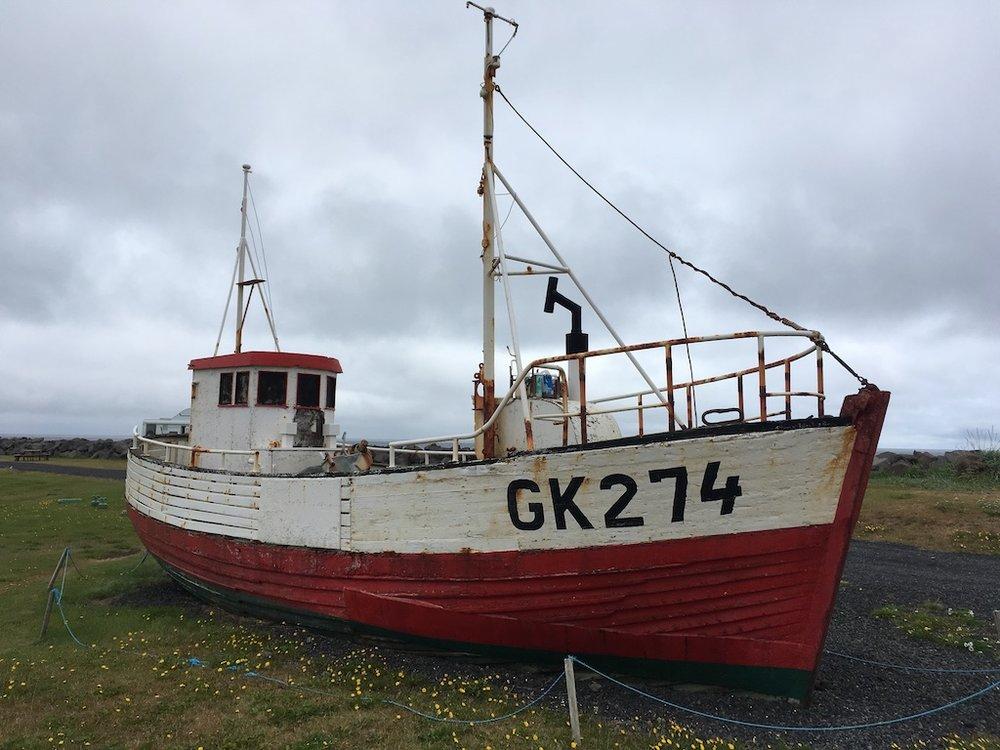 Gardur Ship