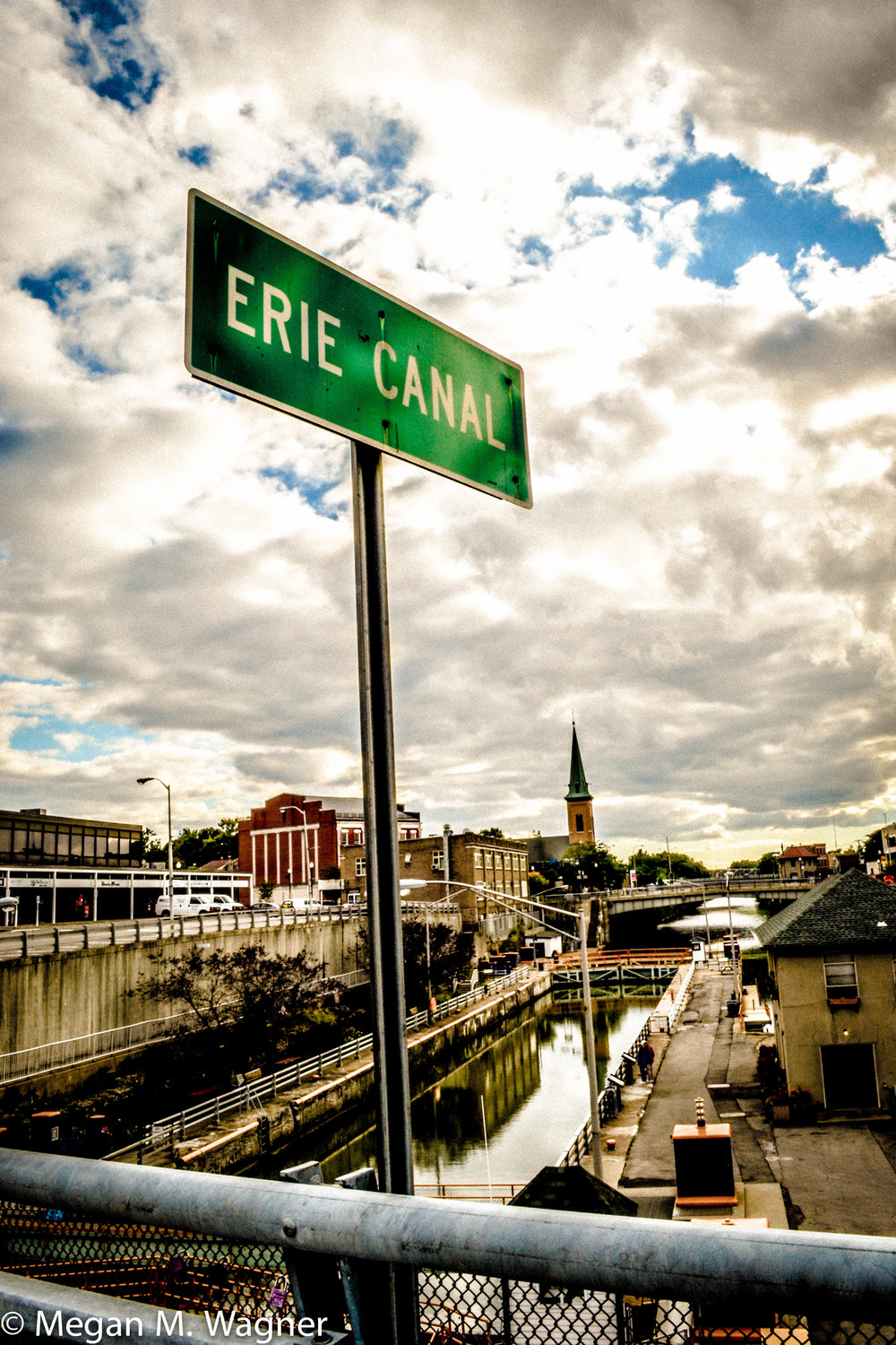 Erie Canal - Lockport, NY