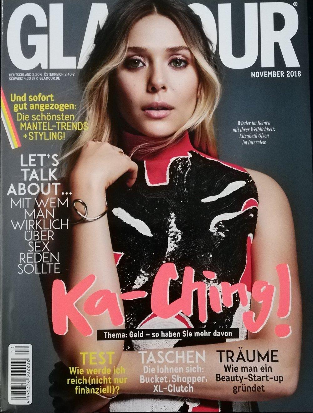 Glamour, November 2018