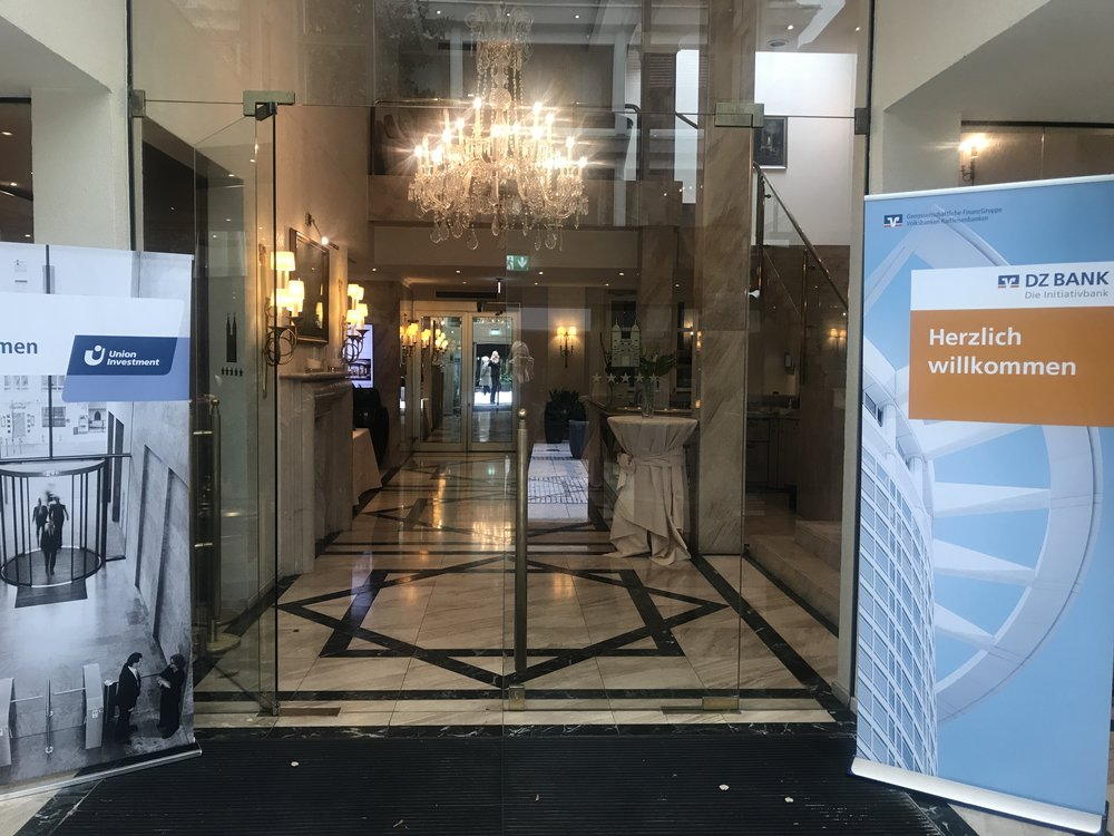 Fachtagung der Union Investment  und DZ BANK AG