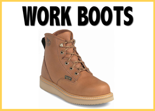 Armadillo Work Boots