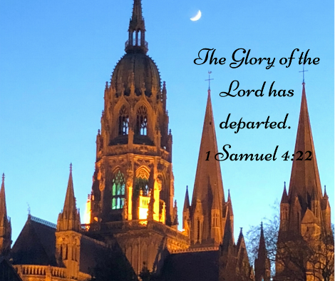 The Glory of the Lord has departed. - 1 Samuel 4_22.png