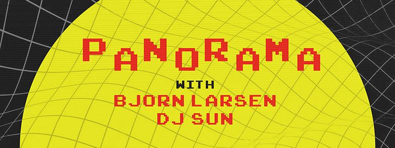 Thursday Join us for PANORAMA with Bjorn Larsen and DJ Sun 10pm-2am Join us for #happyhour and meet our new resident dj!!! Kaleidescope with Kona FM, Every Thursday during Happy Hour (7pm-10pm) at The Flat,  #happyhour 4pm-7pm Kitchen open till 12am