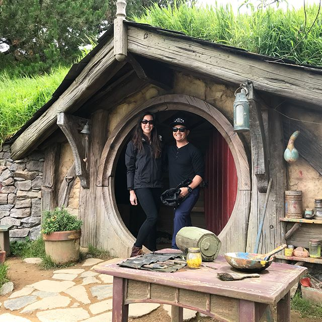 We made it to Hobbiton! We satisfied our inner child by walking the set and pretending we were Hobbits. It was an amazing experience and felt exactly like the movie. At the end of the tour, Steve and I had a heart to heart over beers at the Green Dragon about how Steve was more of Dwarf and I was more of an elf. Guess we have our Halloween costumes for next year (Tauriel and Kili)!