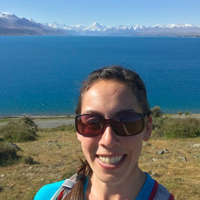 Happy #earthday! Feeling lucky that I've been able to explore some of the most beautiful outdoor locations in the world. Behind me is Lake Pukaki and Mt. Cook, the tallest mountain in New Zealand (~12K ft). We came here in November for our honeymoon and I hope we can come back again one day. Three weeks in NZ wasn't enough!