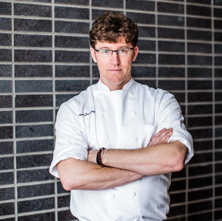 Chef/Owner Brian Landry