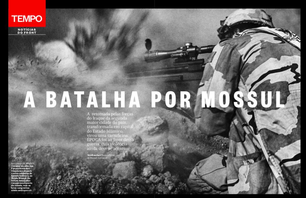 A Batalha por Mossul