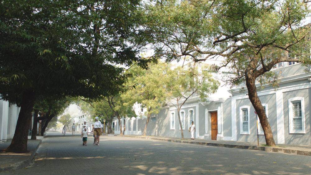 Pondicherry Matte Concept