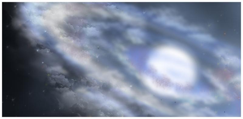 Zentangle Galaxy