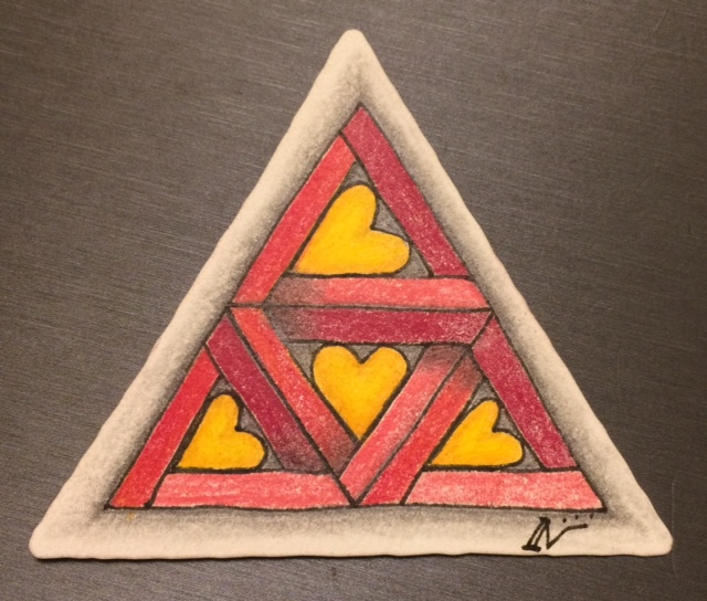 Valentangle Day 4 - Impossible Triangle