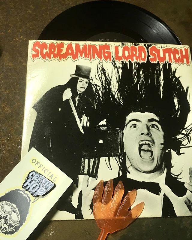 #hbd Lord Cretin! 🙌🏻 #screaminlordsutch