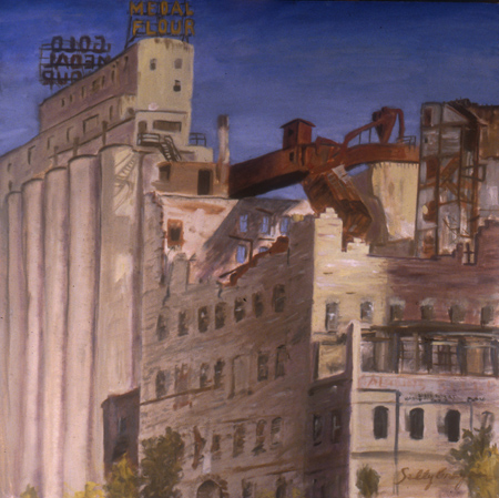 Gold Medal Flour Building