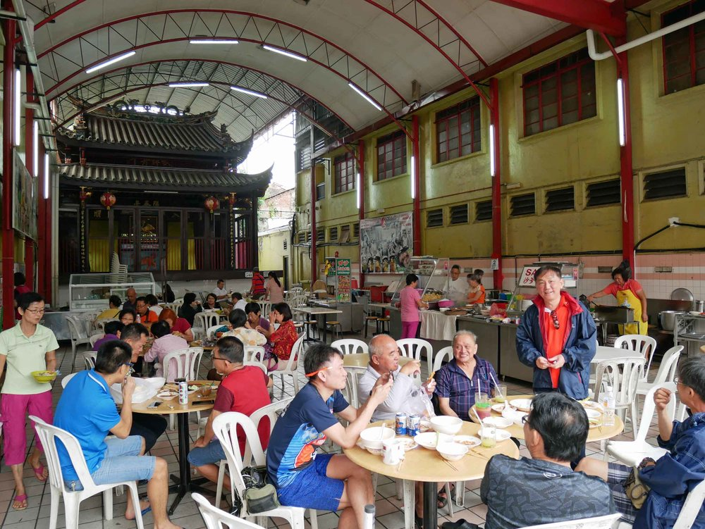 We loved the open-air vibe of Yan Chun Tai, where locals hung out during lunchtime.