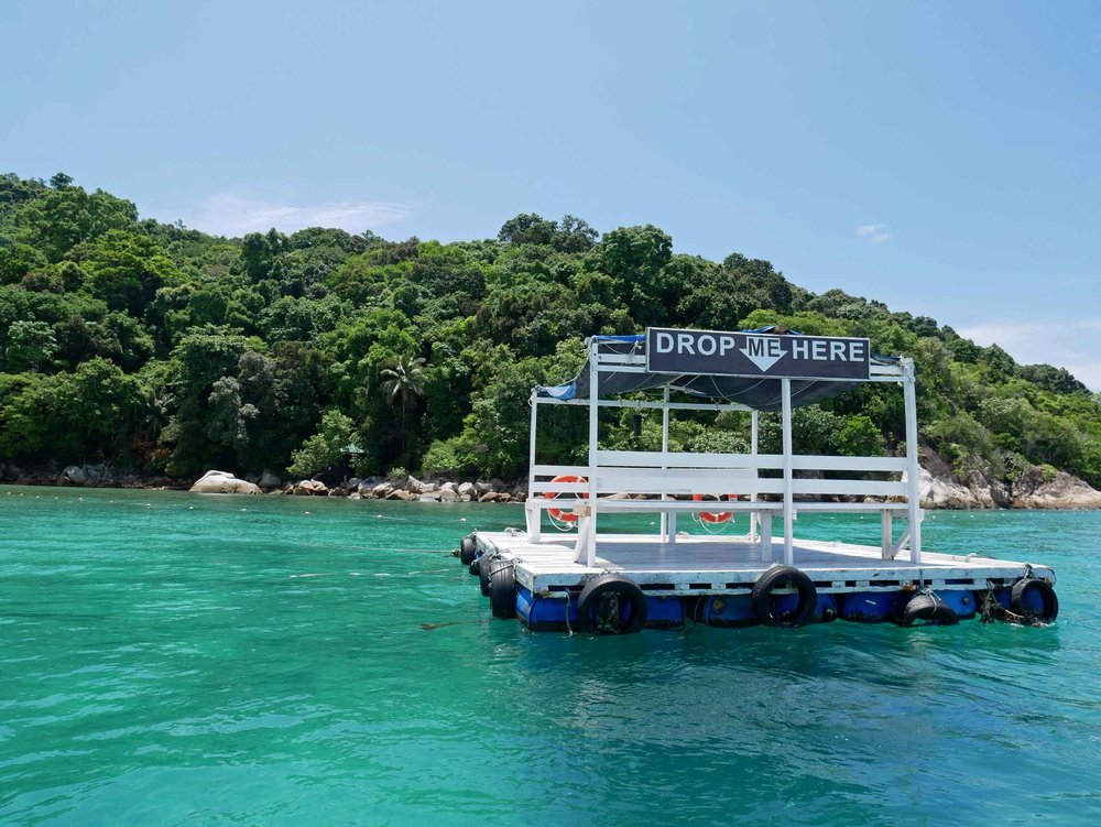 We agree! Drop us here again--the Perhentian Islands should be on everyone's must see list.