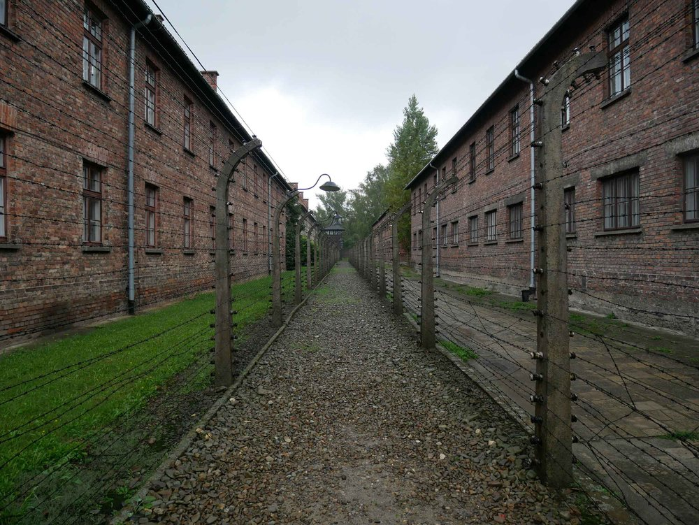"In today's divisive world, important to recall this famous quote from Sir Ian Kershaw: ""The road to Auschwitz was built by hate, but paved with indifference."""