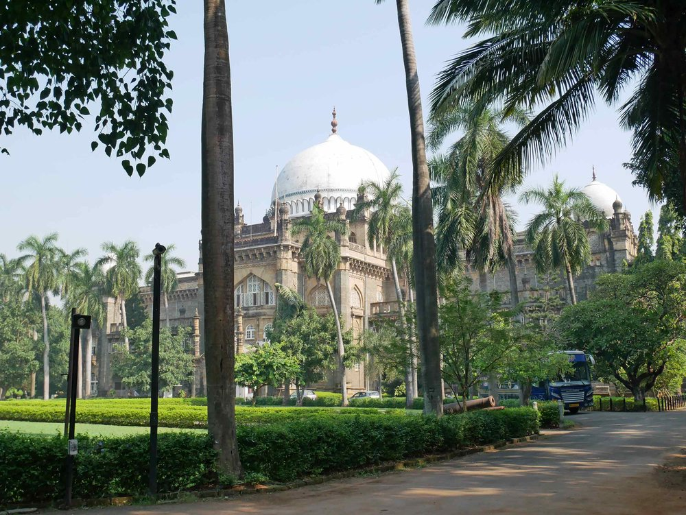 "Formerly known as the Prince of Wales Museum, the grand Chhatrapati Shivaji Maharaj Vastu Sangrahalaya (or ""King Shivaji Museum"") houses more than 50,000 exhibits of Indian history."