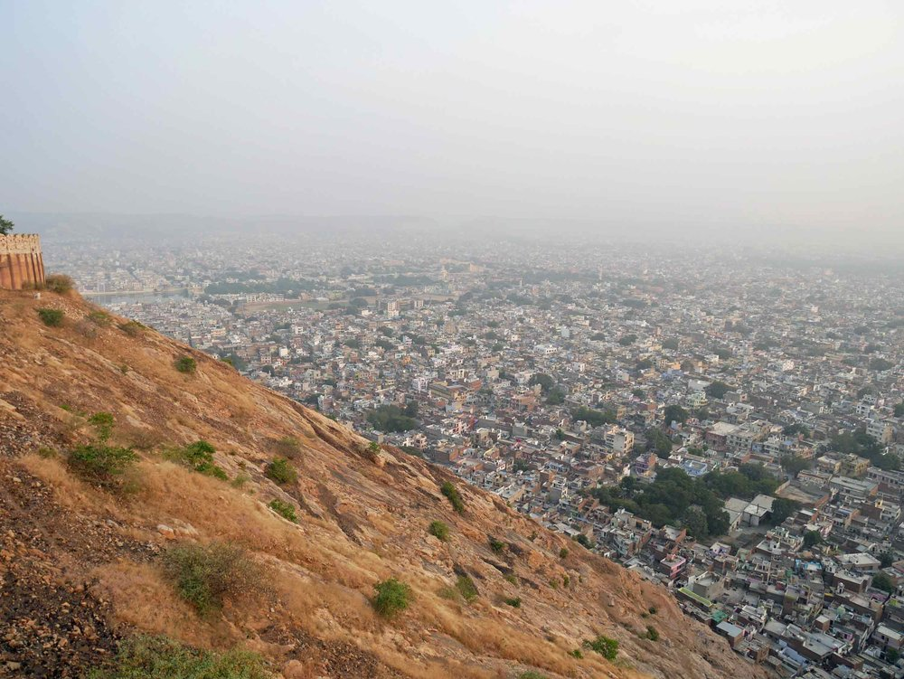 Jaipur is one of the most populous cities in Rajasthan, home to more than three million residents.