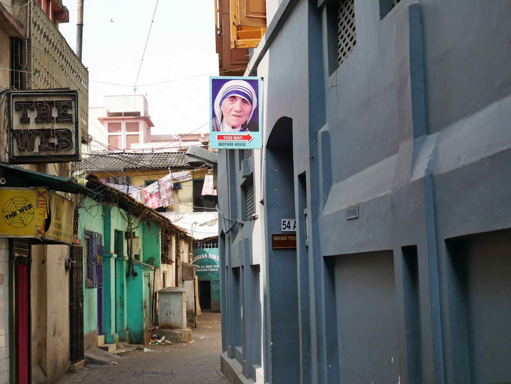 No stop in Kolkata would be complete without a visit to Mother Theresa House (Nov 21).