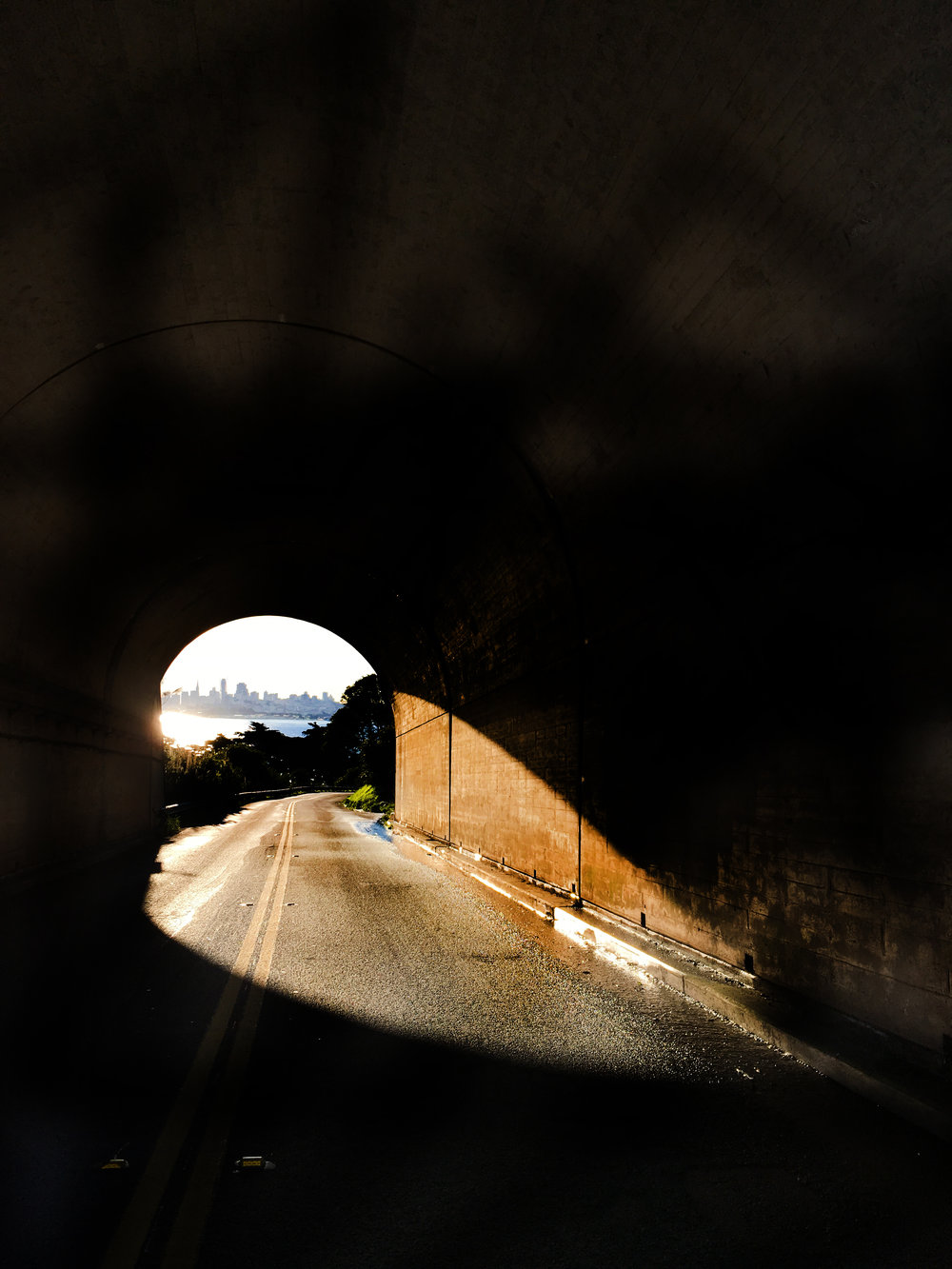 The Light at the End of the Tunnel | Photo Credit: Emily Scott