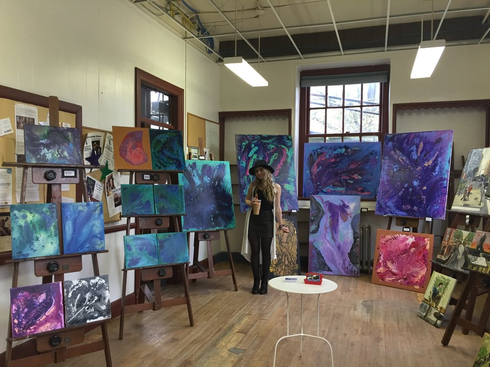 West Chester's Annual Gallery Walk 2016