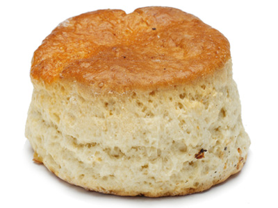 Plain Scone   These moist scones have a lovely crisp crust with a rich buttery flavour and light and fluffy inside. Served warm, with a dollop of Jam with your afternoon tea – what cosiness.   125g each – 30 per batch   Item Number: 5014  Also available par baked.  Item Number: M5091