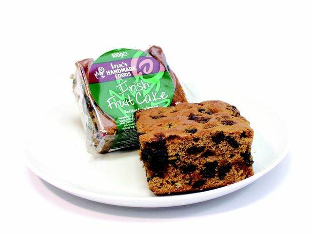 Irish Fruit Cake