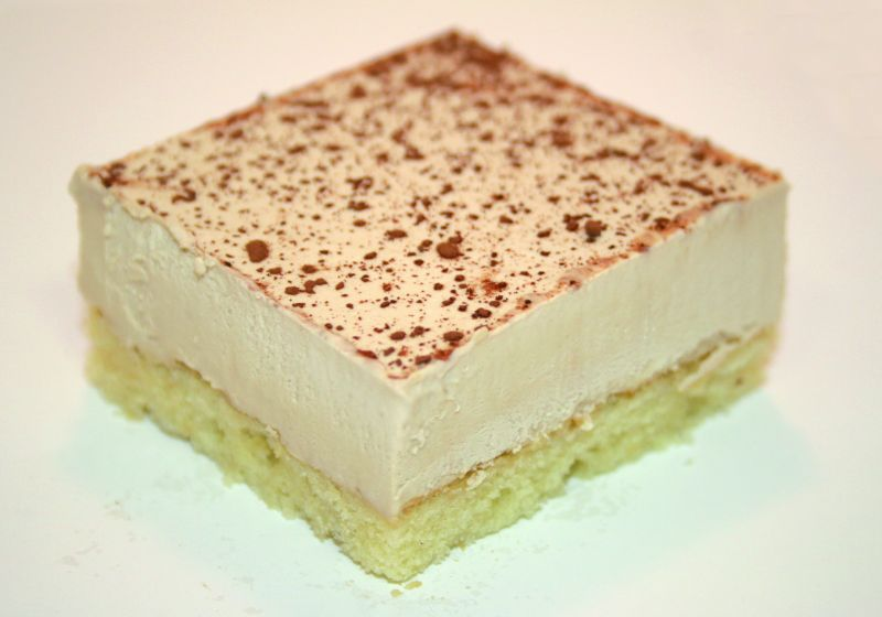 Baily's Cheesecake Square