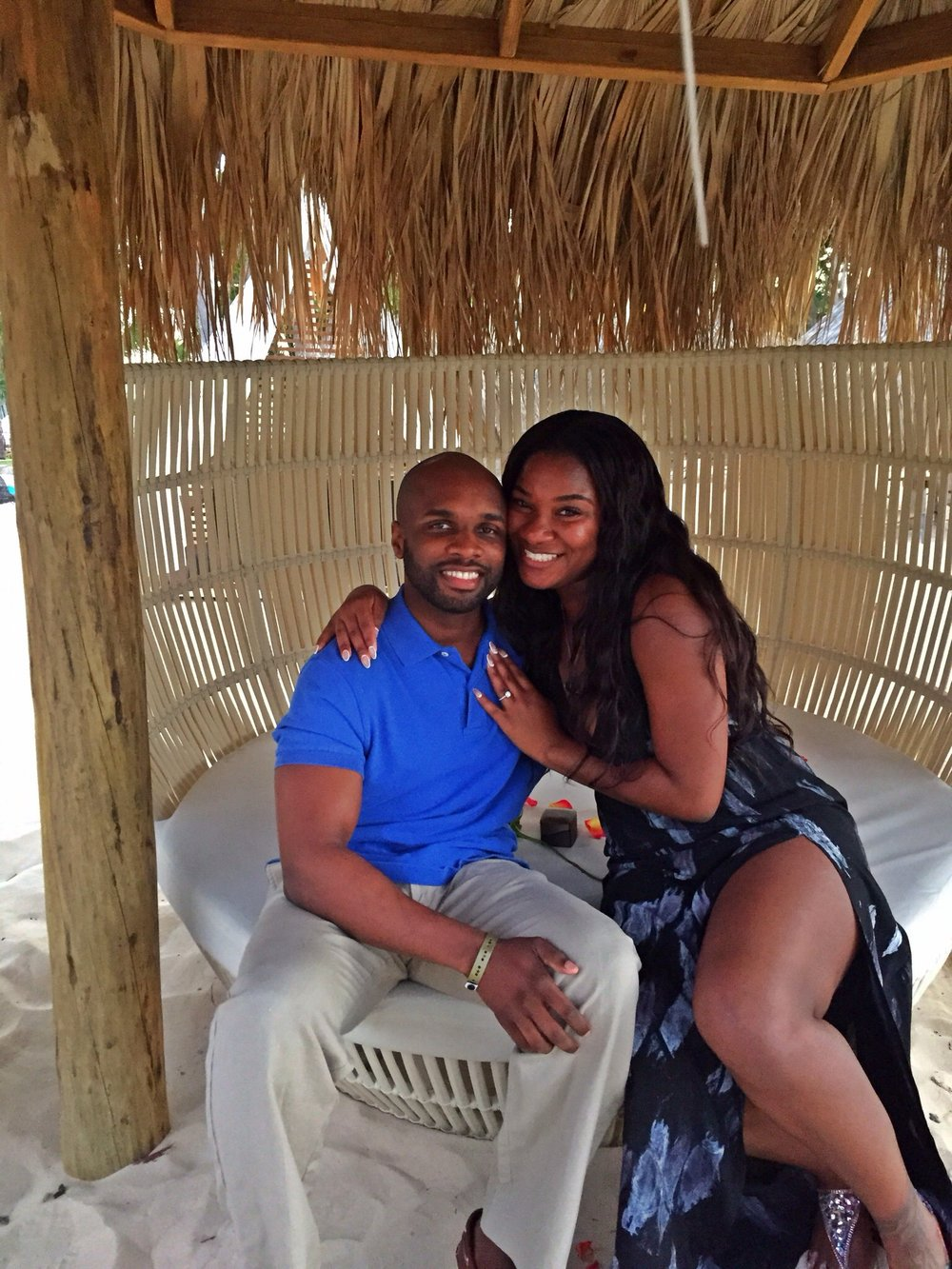 Black Destination Wedding Bride - Enjoying Engagement1.JPG