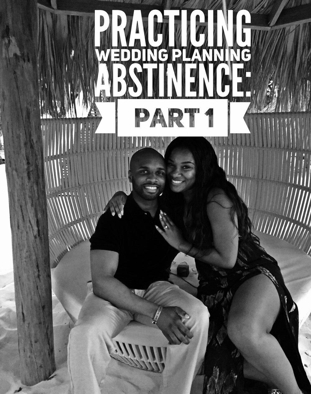 Black Destination Wedding Bride - Wedding Abstinence Pt.1