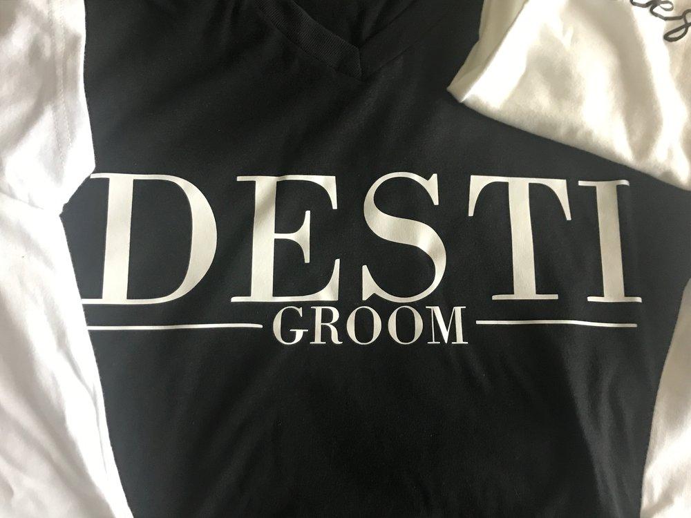 36 - Black Destination Wedding Bride - BlackDesti & Bridefriends - Journal - 36 Atlanta Destilorette Bachelorette 7 - Desti Groom Shirt.JPG