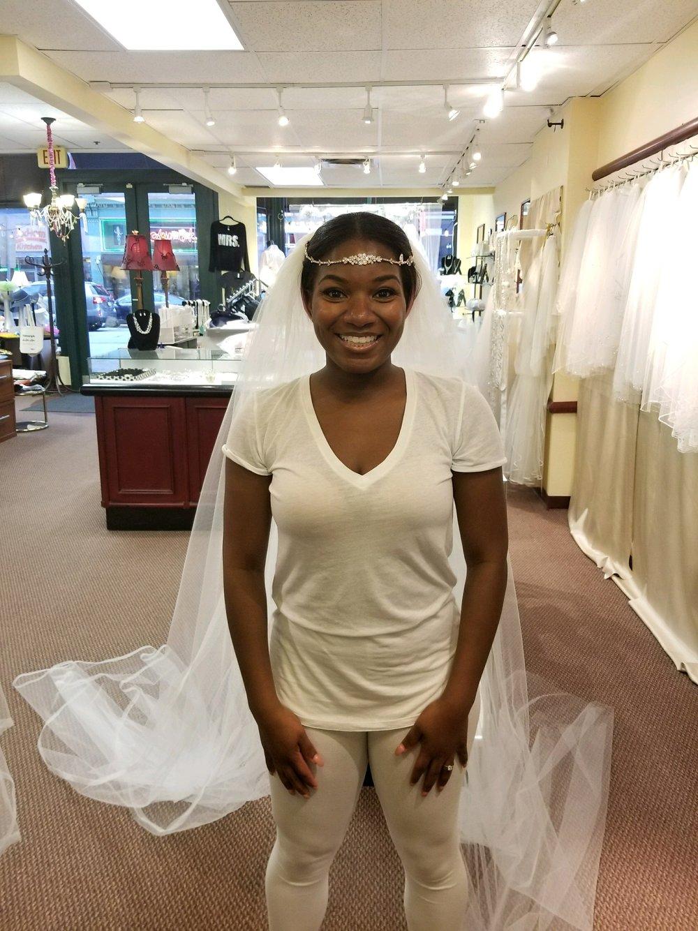 Black Destination Bride - BlackDesti Wedding Journal - Bridefriends Podcast -16 Headpiece 2 veils yes 8.JPG