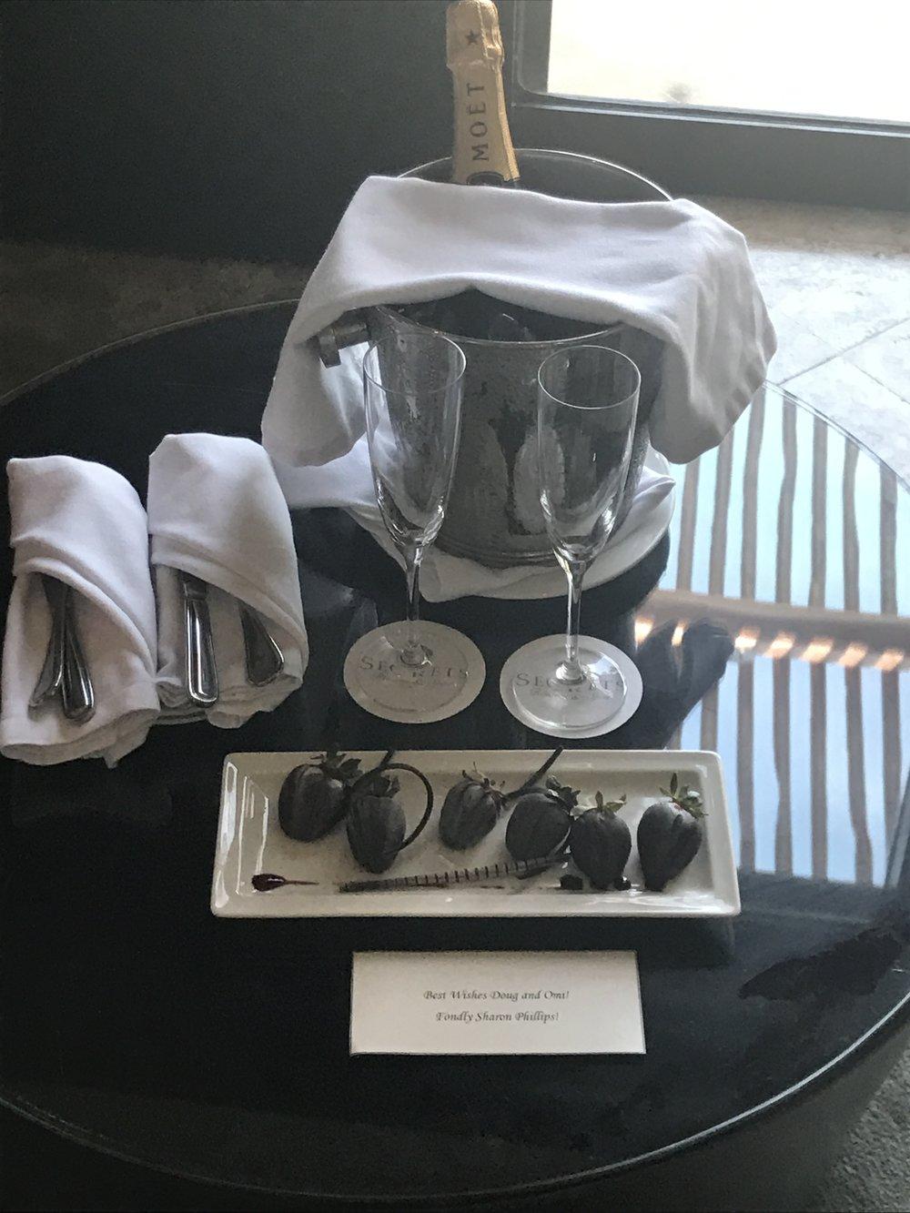 Black Destination Bride - BlackDesti Wedding Countdown Journal - Bridefriends Podcast -4 - Desti  Trip to Cancun Playa del Carmen Delta Mexico15=6 - Secrets Maroma Welcome.JPG