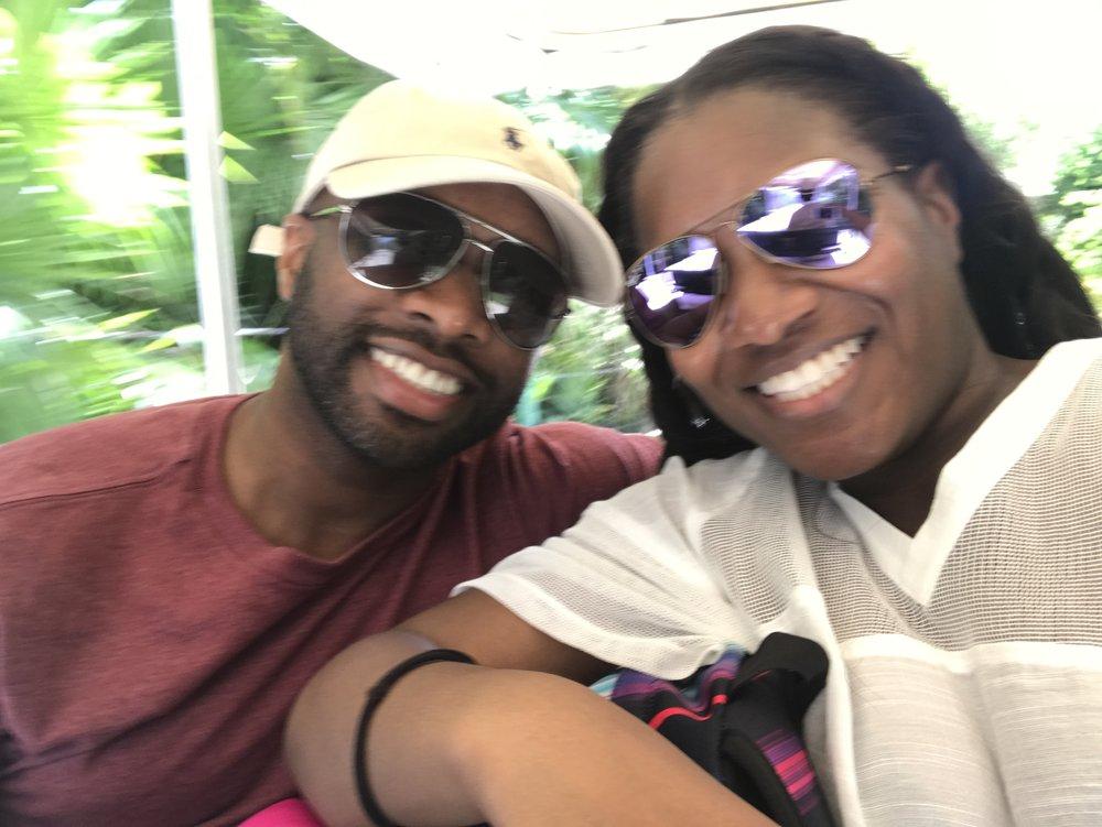 Black Destination Bride - BlackDesti Wedding Countdown Journal - Bridefriends Podcast -4 - Desti  Trip to Cancun Playa del Carmen Delta Mexico13.JPG