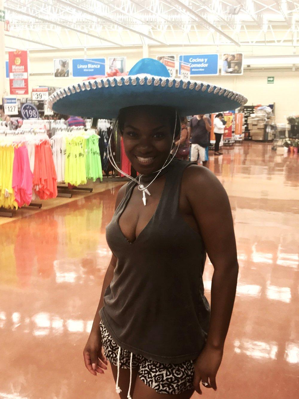 Black Destination Bride - BlackDesti Wedding Countdown Journal - Bridefriends Podcast - 3 Playa del Carmen Mexico - Walmart3.JPG