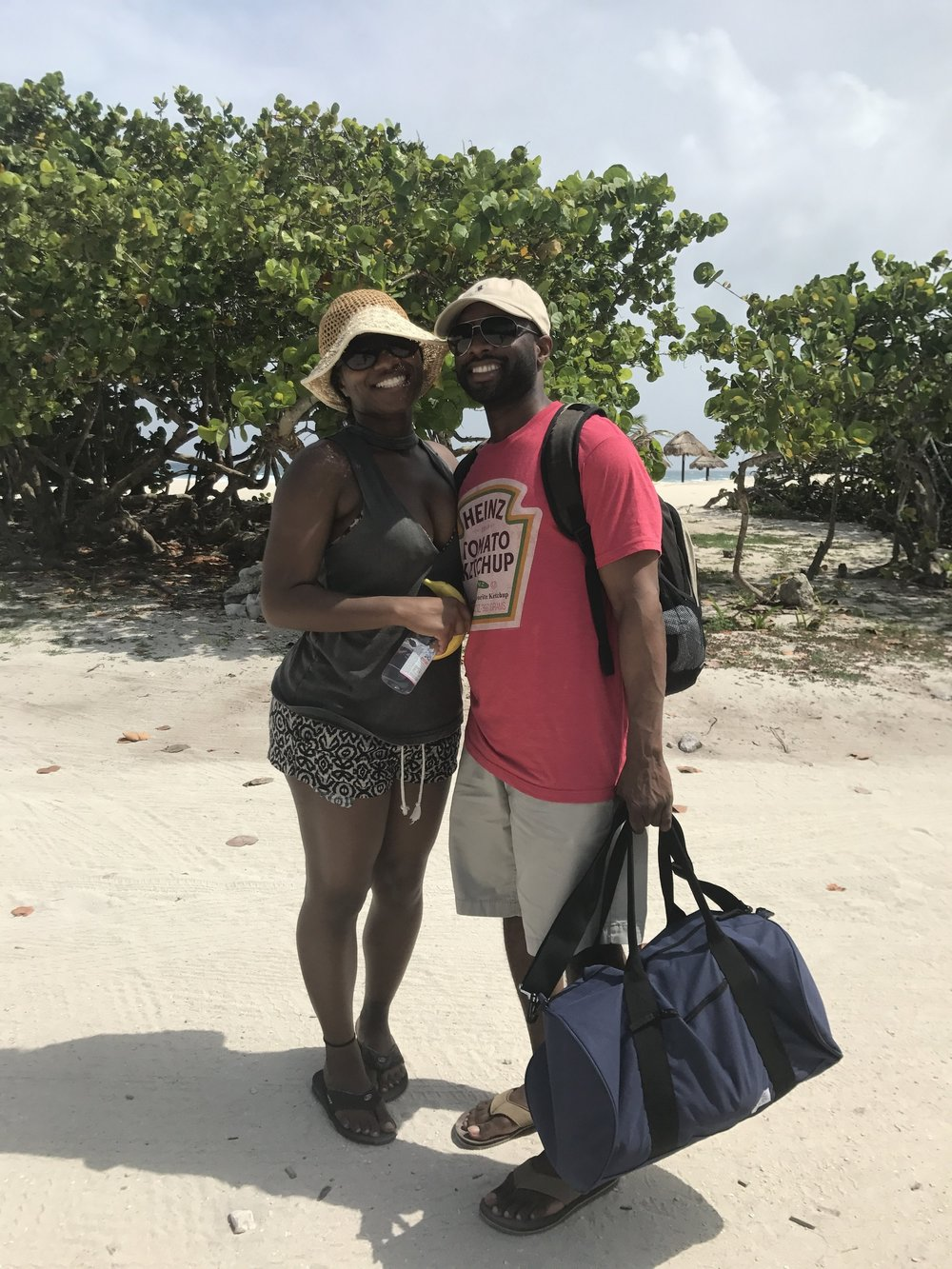 Black Destination Bride - BlackDesti Wedding Countdown Journal - Bridefriends Podcast - 3 Playa del Carmen Mexico - Blue Venado Beach Club - Property Tour.JPG
