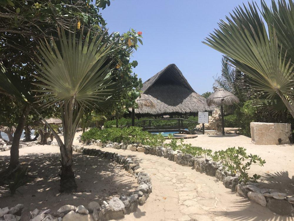 Black Destination Bride - BlackDesti Wedding Countdown Journal - Bridefriends Podcast - 3 Playa del Carmen Mexico - Blue Venado Beach Club - Property Tour7.JPG