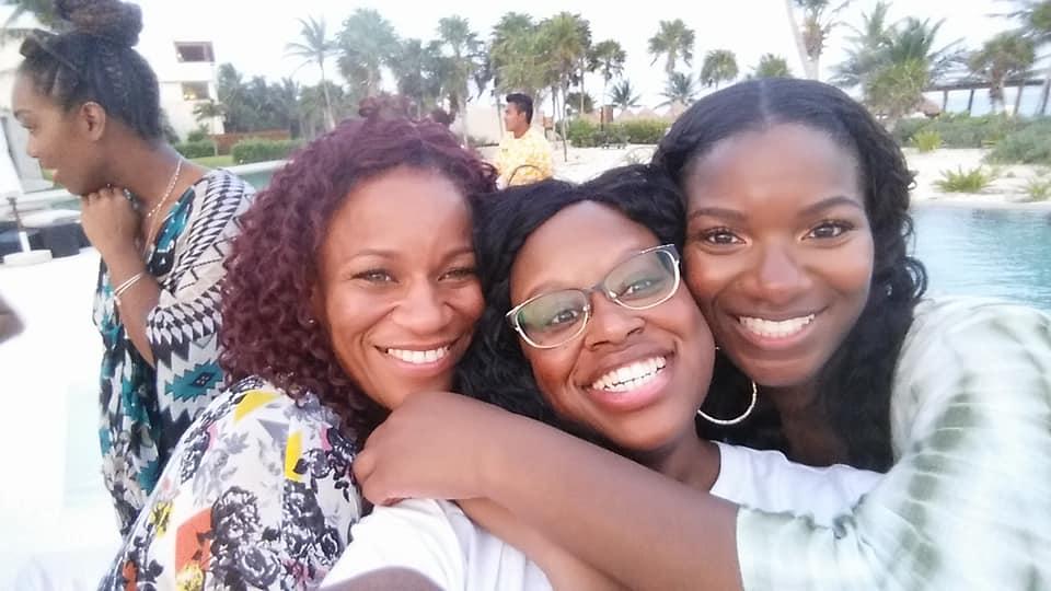 Black Destination Bride - BlackDesti Wedding Countdown Journal - Bridefriends Podcast - 3 Playa del Carmen Mexico - Secrets Maroma Welcome Pool4.jpg